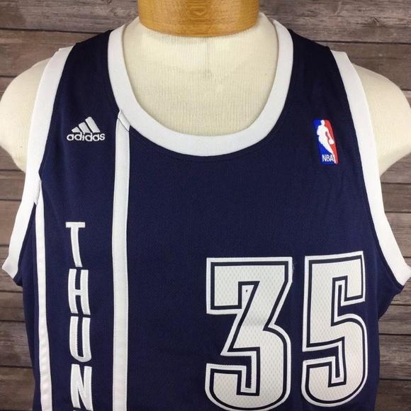 2662bd6ac adidas Other - Kevin Durant OKC Thunder NBA adidas Men s L Jersey
